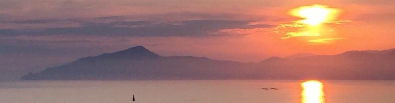 Vis a Vis Sunset