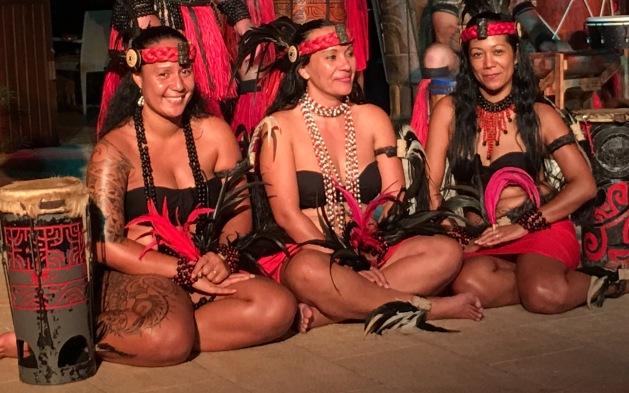 Tahitian Women